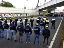 Demonstratie kermisexploitanten ten einde, geen grote drukte op de wegen