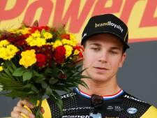 Harfsense ploegleider Brinkman wint zevende rit Stentor Tour Wielerspel