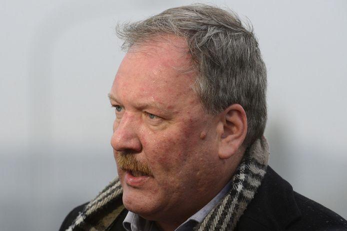 Burgemeester Marc Van De Vijver.