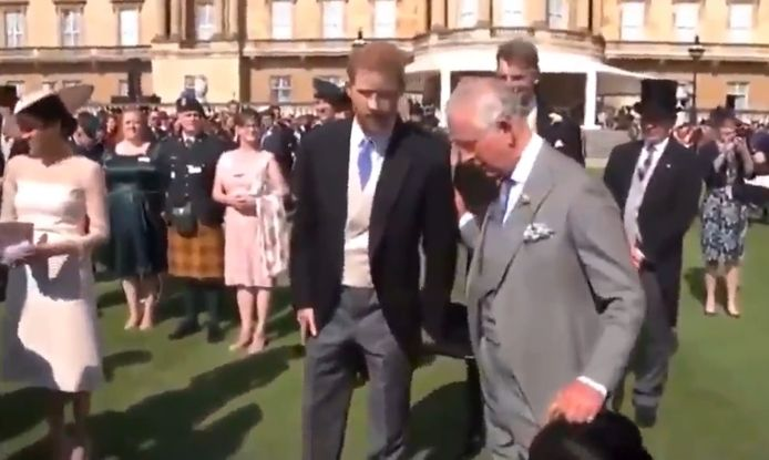 Harry et Meghan ont-il dû quitter la fête d'anniversaire du prince Charles ?