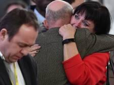 Herdenking aanslagen Brussel gaat mis: 'premier kwam ons zelfs niet groeten'
