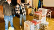 Trattoria Borsalino schenkt riante hoeveelheid pasta aan plaatselijke voedselbank