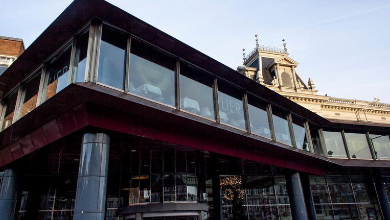 De verbouwing van het Koninklijk Concertgebouw met nieuwe hoofdingang dateert van 1984-1988. Beeld Lin Woldendorp