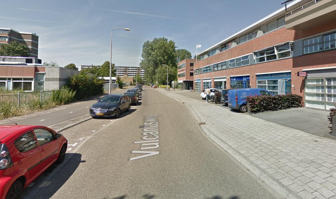 Vulcanusweg in Delft