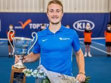 Kerkhove en Sels winnen titels na opgaven Hogenkamp en Van de Zandschulp