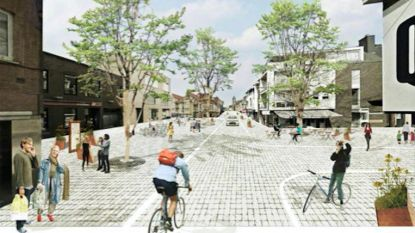 Plannen voor Boomstraat moeten wachten: RUP weggestemd