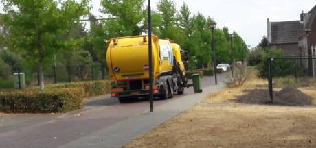 Afvalplan Gilze en Rijen in fasen  van start, locatie containers bekend