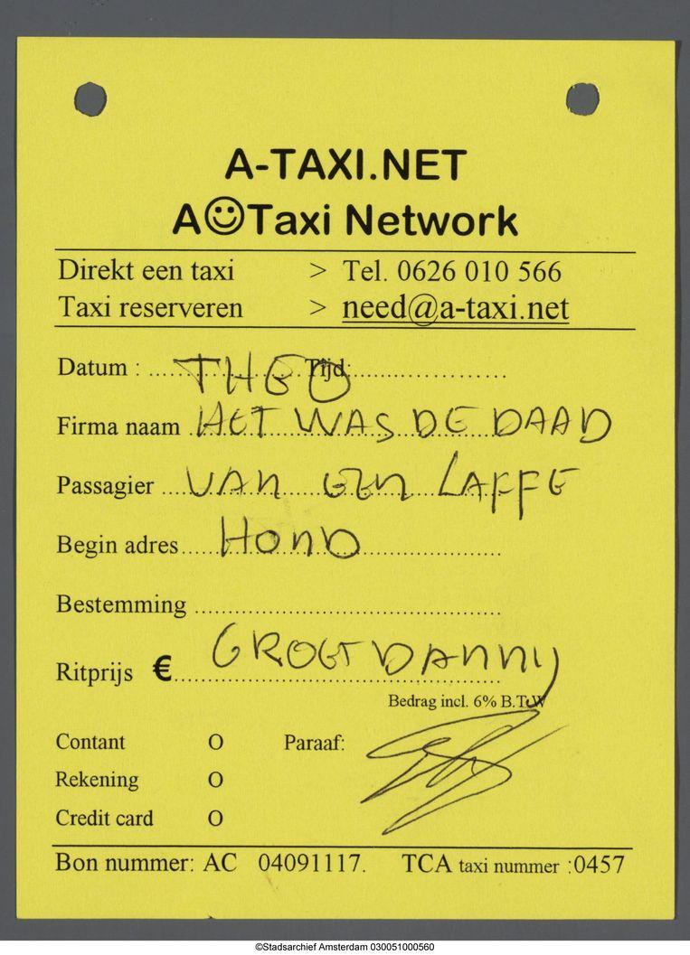 null Beeld Stadsarchief Amsterdam