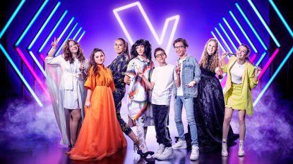 De finalisten zijn bekend: deze talenten stoten door in 'The Voice Kids'