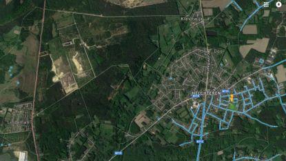 U woont 'te dicht' bij militair domein? Dan verdwijnt uw straat op Google Streetview