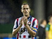 Willem II legt aanvoerder Heerkens tot 2021 vast
