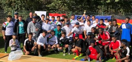 Euregionaal vluchtelingen-voetbaltoernooi krijgt herkansing