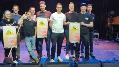 Jeugdhuis Lovendegem organiseert 48 uren: Absynthe Minded, Blackwave en Uberdope op het podium