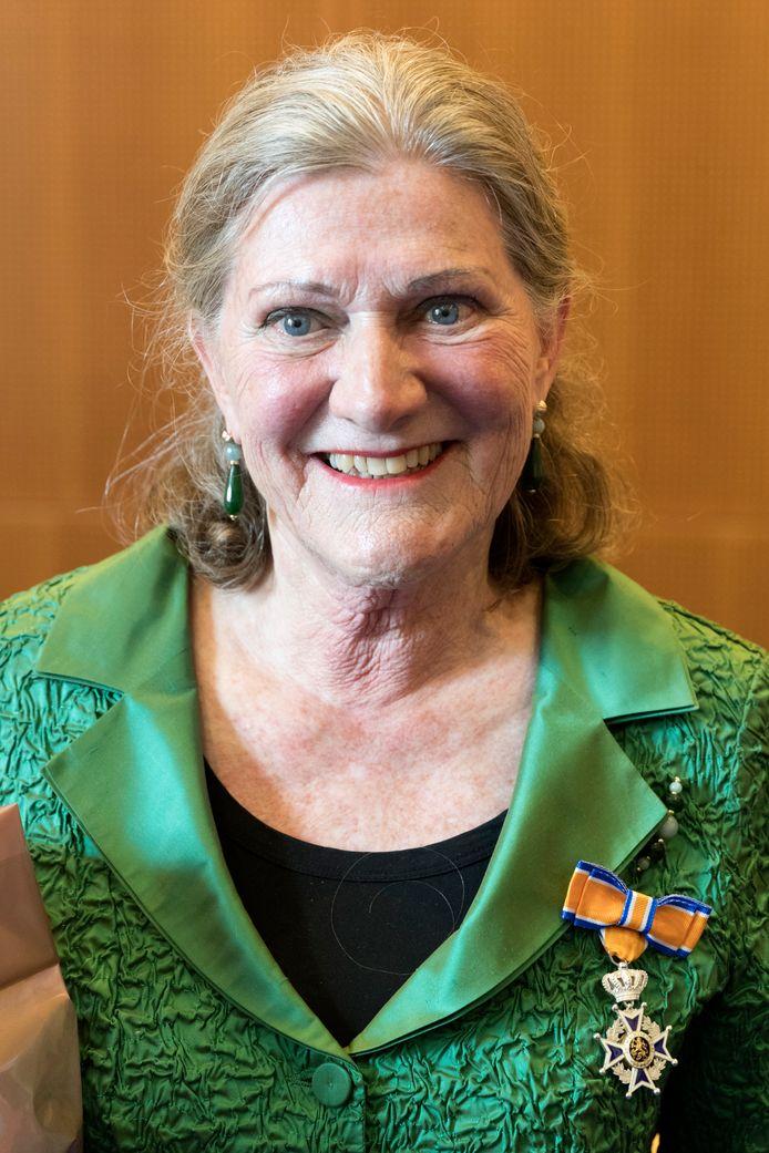 Pia Lindeman-Verhaar.