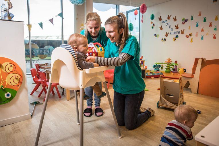 Kinderopvang in Gent.