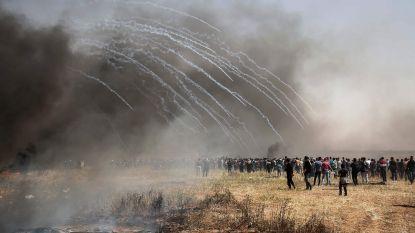 Twee Palestijnen, waaronder 14-jarige jongen, doodgeschoten aan grens van Gazastrook