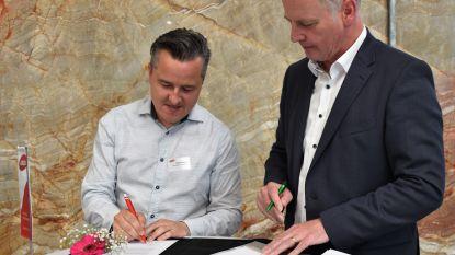 Gemeente tekent Unizo Charter ter ondersteuning van de lokale economie
