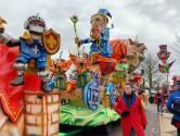 700 deelnemers aan carnavalsoptocht in Rossum en een nieuw polonaiserecord