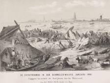 Rampjaar 1861: Hanneke dobbert zes dagen op een stuk dak en wordt in Puiflijk gered