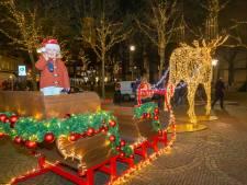 Gratis met de bus langs lichtbeelden en ijssculpturen van Winters Zwolle