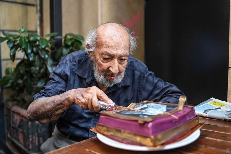 Ara Güler vierde in augustus zijn 90e verjaardag Beeld AFP