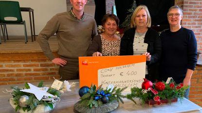 CD&V schenkt deel zitpenningen aan goede doelen: Kinderkankerfonds en Zelfmoordlijn krijgen elk 400 euro