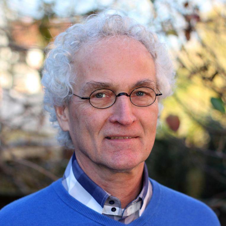 Willem Huberts. Beeld