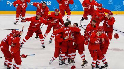 Winterspelen vandaag: Russen pakken goud in het ijshockey na schitterende finale
