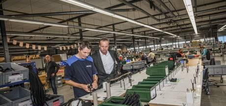 In stukjes gefikst voor DAF op de Limburgse werkplaats van Multi-Fix uit Bergeijk