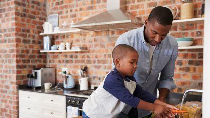 """""""We vinden mannen die meer thuis willen blijven met de kinderen ambitieloos"""""""