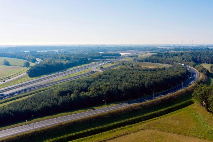 Knooppunt Galder A16 - A27