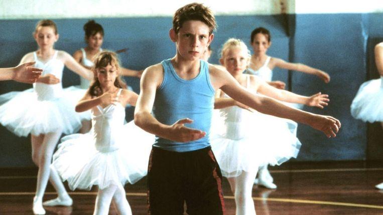Jamie Bell in Billy Elliot (Stephen Daldry, 2000).  Beeld