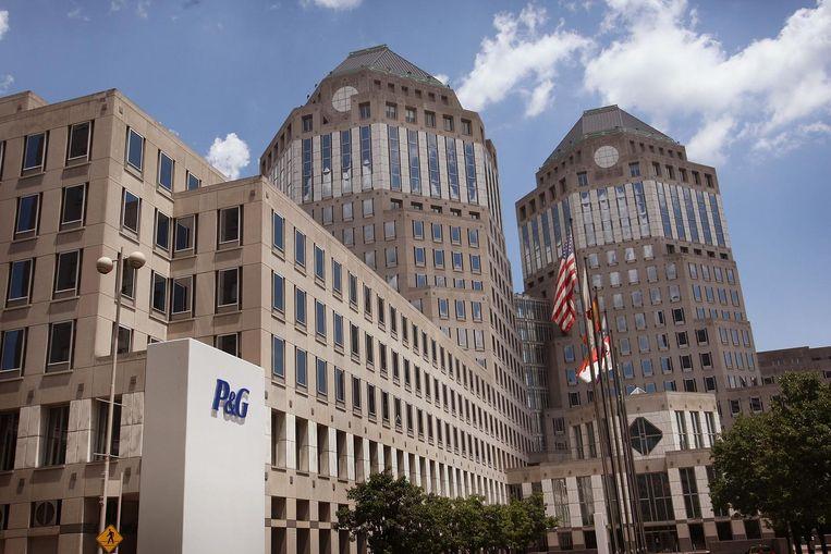 Het hoofdkantoor van ProcterGamble staat in Cincinnati, Ohio. Beeld afp