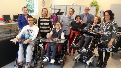 Nieuwe klaslokalen BuSo Ten Dries feestelijk geopend