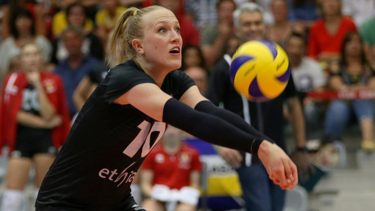 Lise Van Hecke.