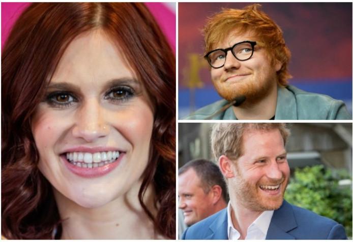 Vandaag is het internationale 'Kiss A Ginger Day'.