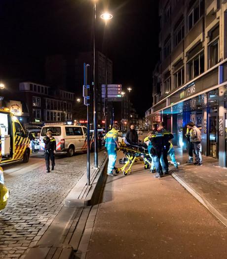 Agent gewond door val van fiets in centrum Tilburg