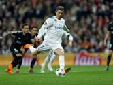 Ronaldo op honderd Champions League-goals voor Real Madrid