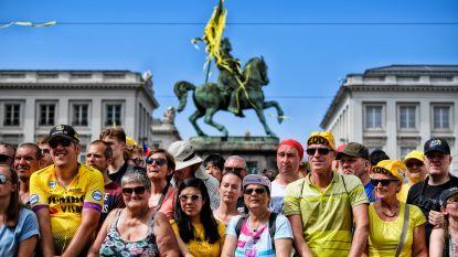 32,7 miljoen 'geconsumeerd' tijdens Grand Départ in Brussel