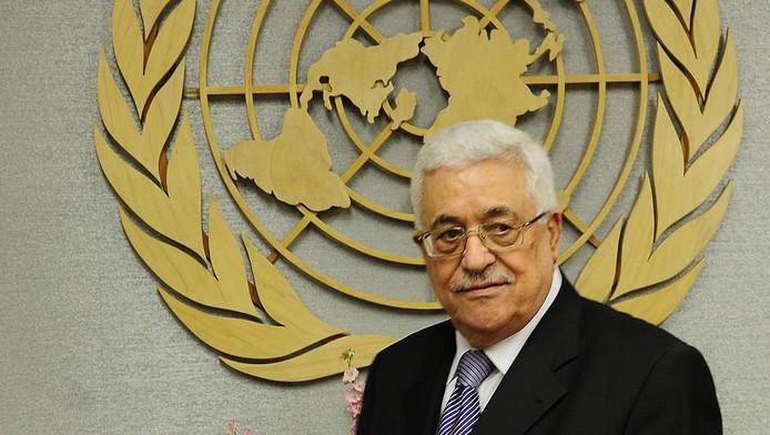 Mahmoud Abbas, président de l'Autorité palestinienne