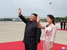 'Echtgenote Kim Jong-un al maanden buiten beeld'