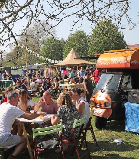Foodtrucks op tweede editie Amb8telijk Acht in Eindhoven