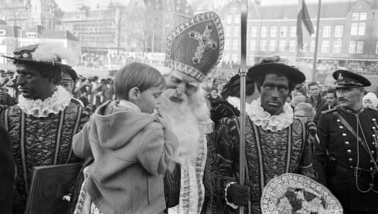 Sinterklaas in 1967