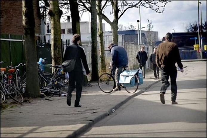 Daklozenopvang 't IJ aan de Slingerweg in Breda. Archieffoto Edwin Wiekens/het fotoburo