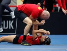 La Belgique qualifiée pour la phase finale de la Fed Cup