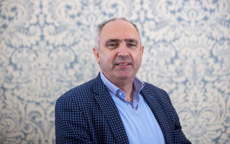 Peter van Dalen, EU-lijsttrekker namens de ChristenUnie. Beeld ANP
