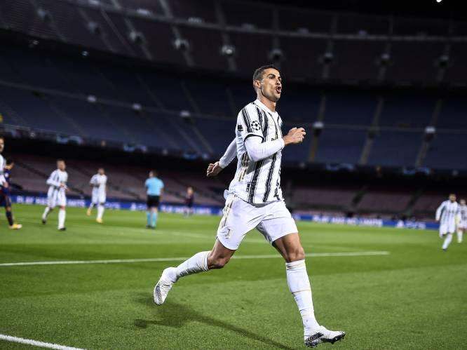Zielloos Barcelona krijgt oplawaai van Juventus en Ronaldo en verspeelt groepswinst: Oude Dame wint met 0-3 in Camp Nou