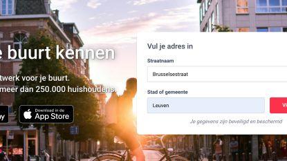 Online buurtnetwerk Hoplr rolt uit in Liedekerke