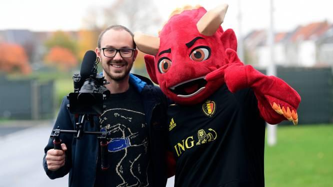 Voetbalbond op zoek naar nieuwe vliegende reporter, een collega voor Brecht en Jonathan uit Gent