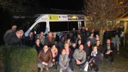 Ondernemers sponsoren minibus voor rolstoelvervoer